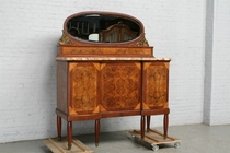 Art Deco Buffet and server