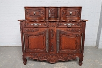 Country French Cabinet