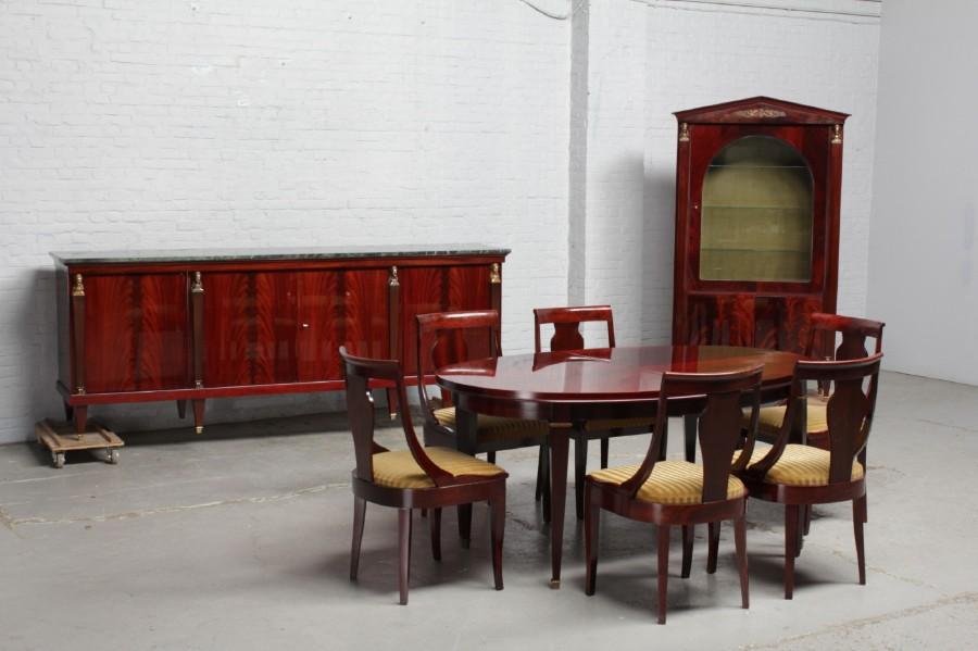 Empire Diningroom Set