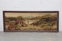 Hunting style Tapestry