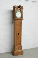Liege style Grandfather clock