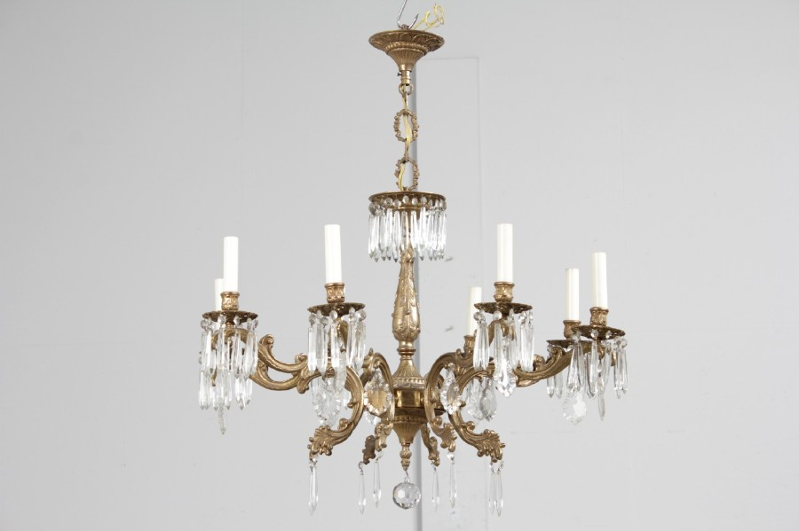 Louis xv chandelier lighting belgium antique exporters aloadofball Gallery