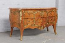 Chest of drawers Louis XV France Rosewood 1900