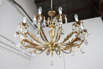 Louis XV Large Chandelier