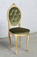 Chair Rococo Italy Wood 1940