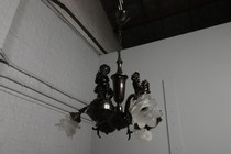 Rococo Chandeliers (Pair)