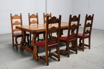 Spanish Table + chairs