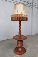 Tudor Lampstand